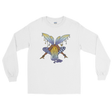 V9 Balance Unisex Long Sleeve Shirt Featuring Original Artwork by A Sage's Creations