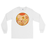 Autumn Fairy Garden Unisex Long Sleeve T-Shirt