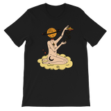 Venus Moon Child Unisex T-Shirt