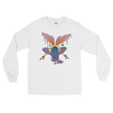 V6 Balance Unisex Long Sleeve Shirt Featuring Original Artwork by A Sage's Creations