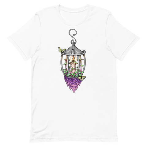 V8 Illuminate Unisex T-Shirt Featuring Original Artwork by A Sage's Creations