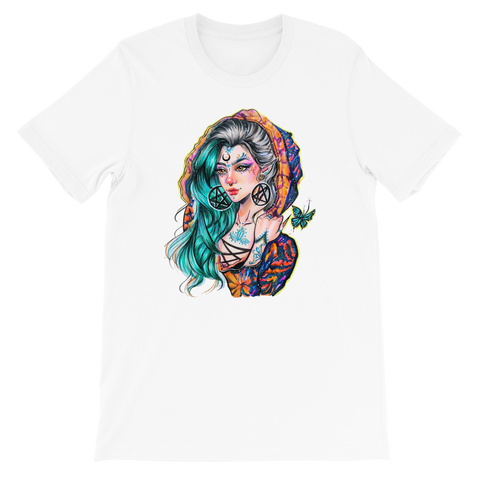 Sapere Aude Unisex T-Shirt Featuring Original Artwork By Chamandahy