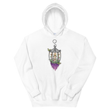 V8 Illuminate Unisex Sweatshirt Featuring Original Artwork by A Sage's Creations