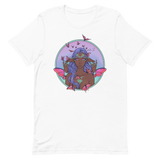 V10 Channeling Unisex T-Shirt Featuring Original Artwork by A Sage's Creations