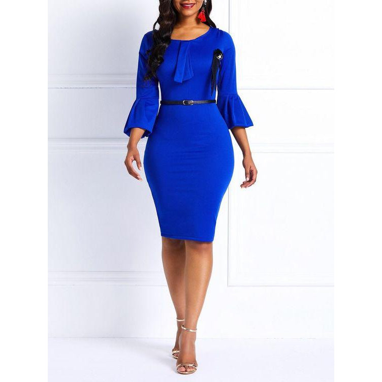 Beatrice Dress P-OneShopCurvy