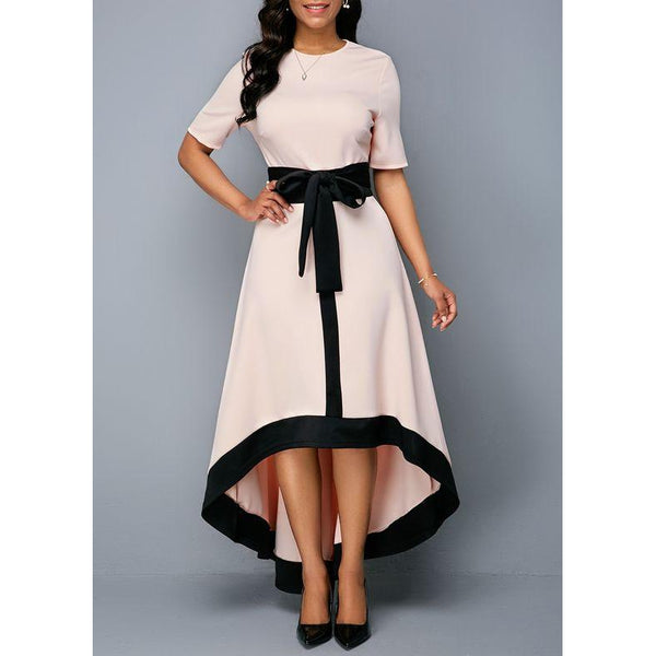 Beatrice Dress V-OneShopCurvy