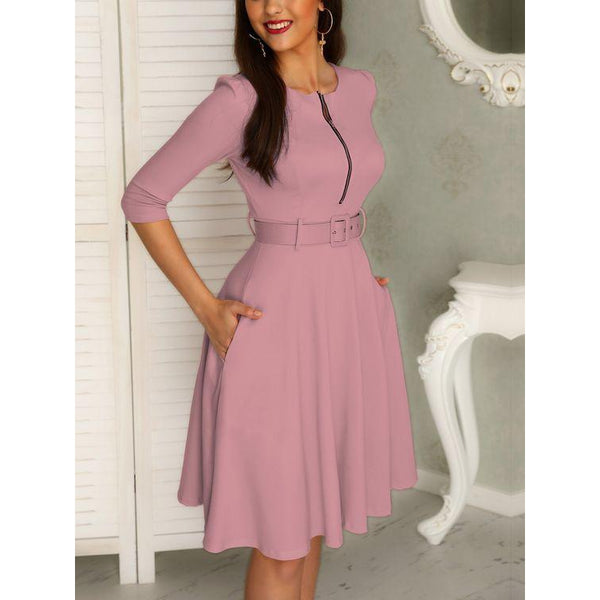 Beatrice Dress M-OneShopCurvy