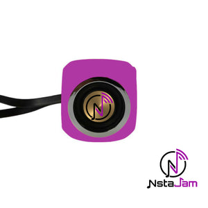 NstaJam Nspire Solo – Superior Wireless Waterproof Speaker with Crystal Clear Sound