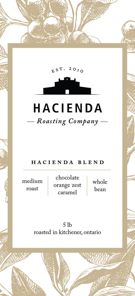 Hacienda Blend - Medium Roast