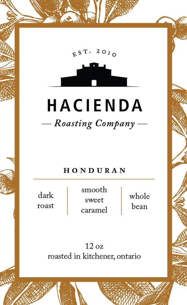 Honduran - Dark Roast