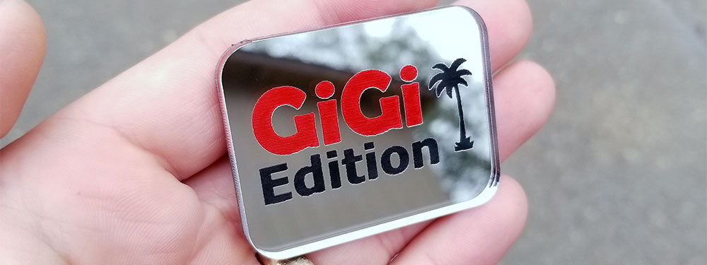 GiGi Edition Badges
