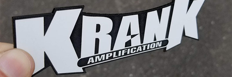 Krank Amplification Emblem
