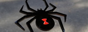 Black Widow Spider Emblem