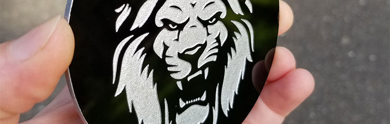 King James Lion Emblem