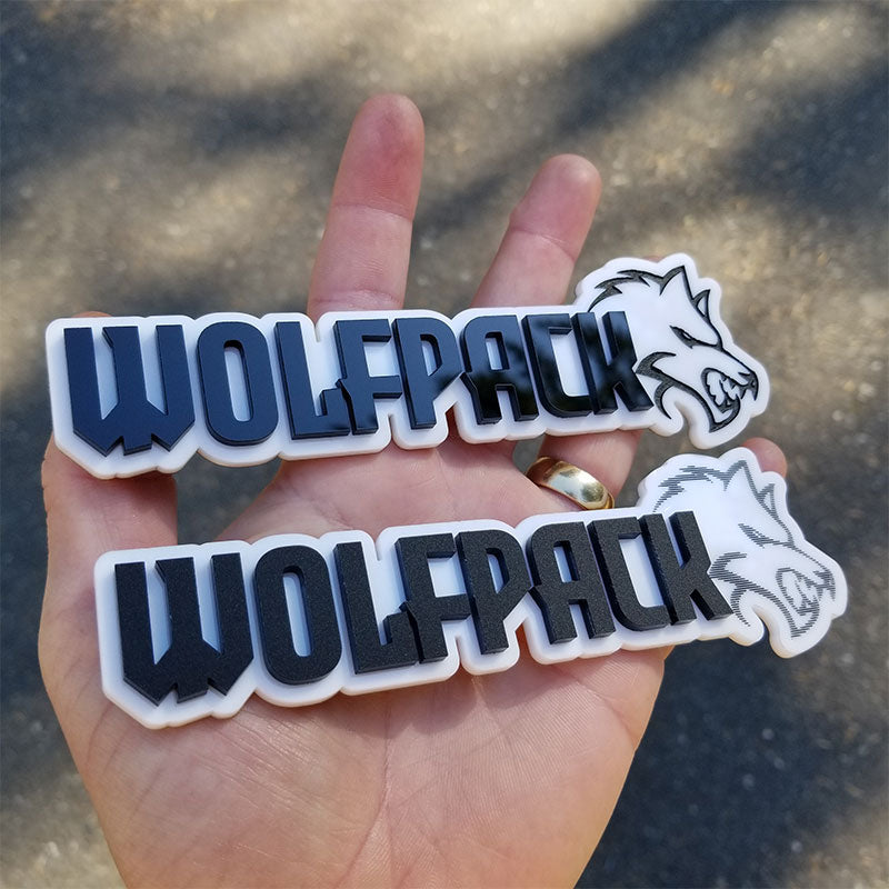 Wolfpack Emblems
