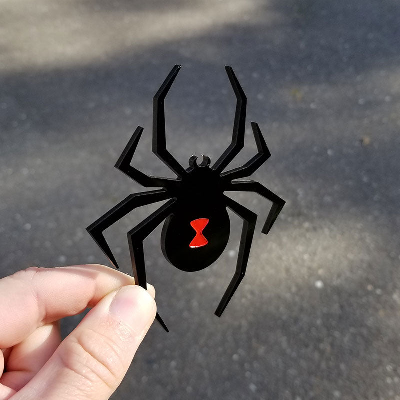 Black Widow Emblem