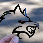 Hell Hound Badge