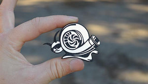 Turbo Snail Emblem