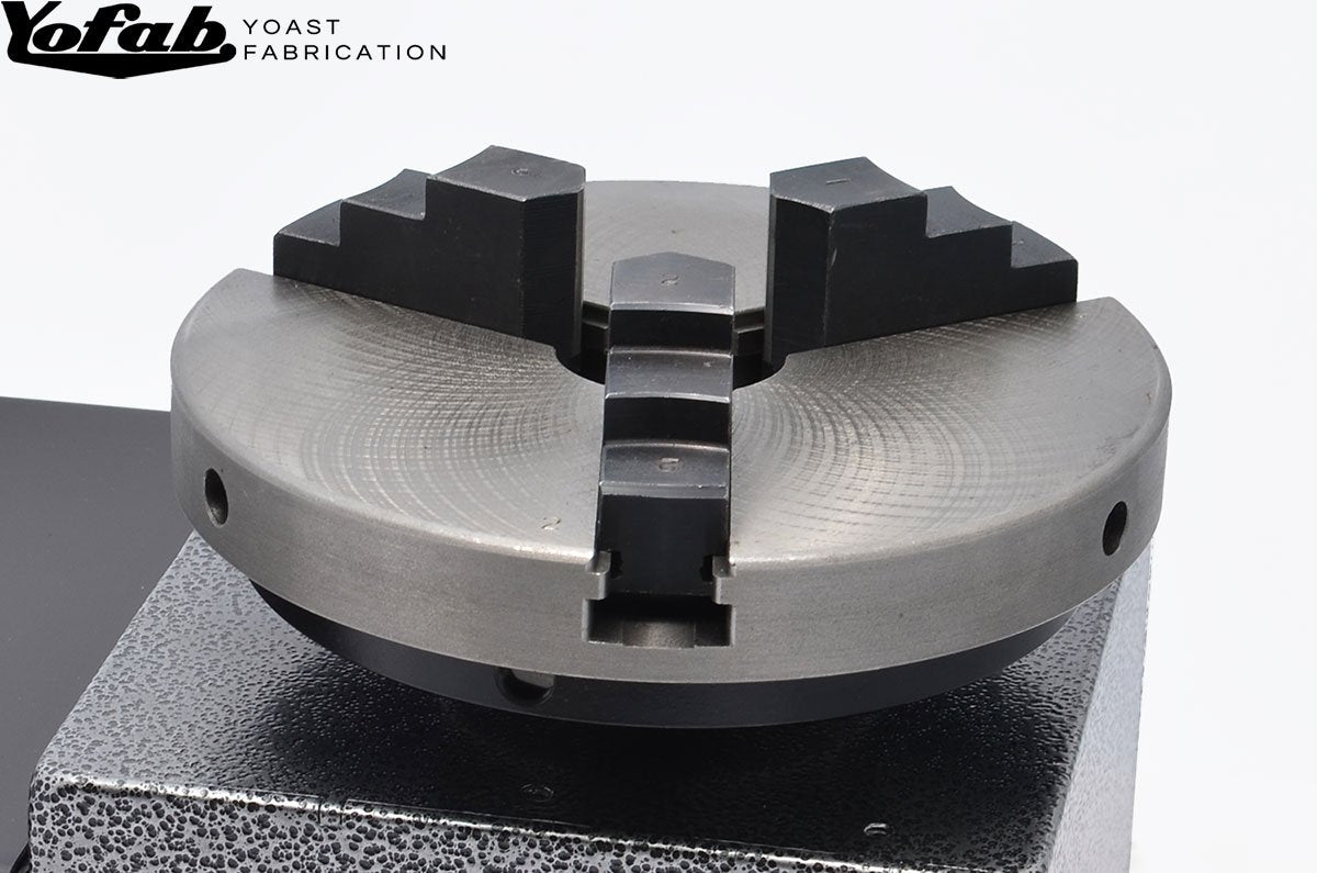 3-Jaw Self Centering Welding Chuck