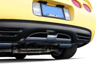 97-04 Corvette SLP 31048 Powerflo Exhaust