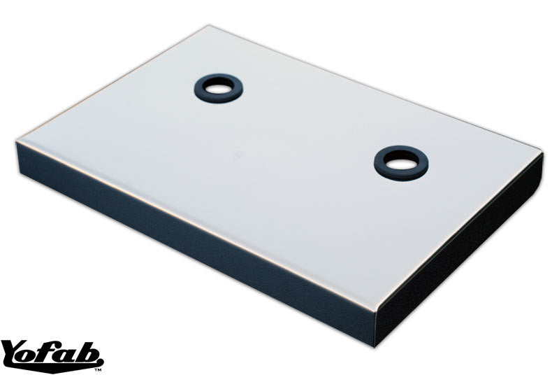 34/78 Optima Stainless Battery Cover