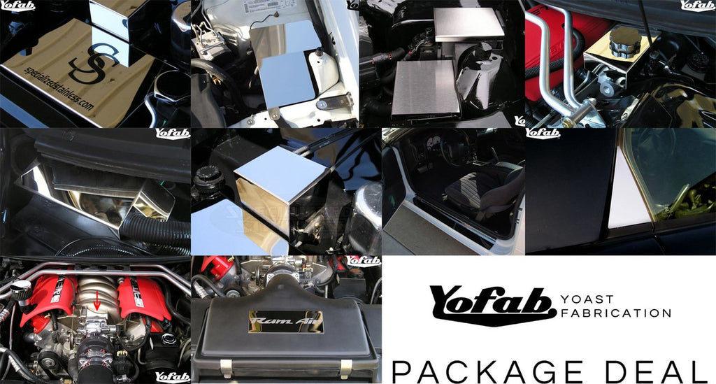 Yofab Show Car Package Deal