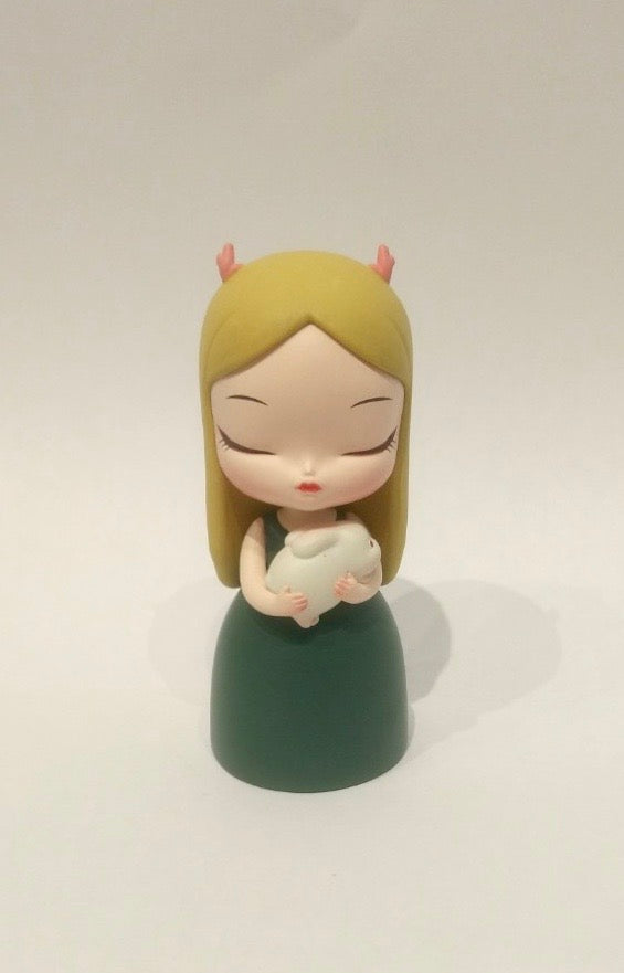 Dream of Fairy Tales - Goodnight Rabbit by Jia Xiaoou