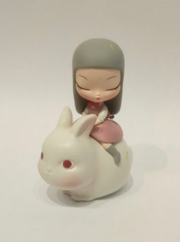 Dream of Fairy Tales - Moonlight Rabbit by Jia Xiaoou