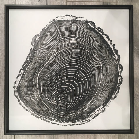 Tree Ring Painting