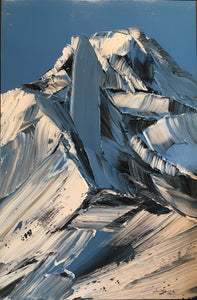 Mount Everest Painting