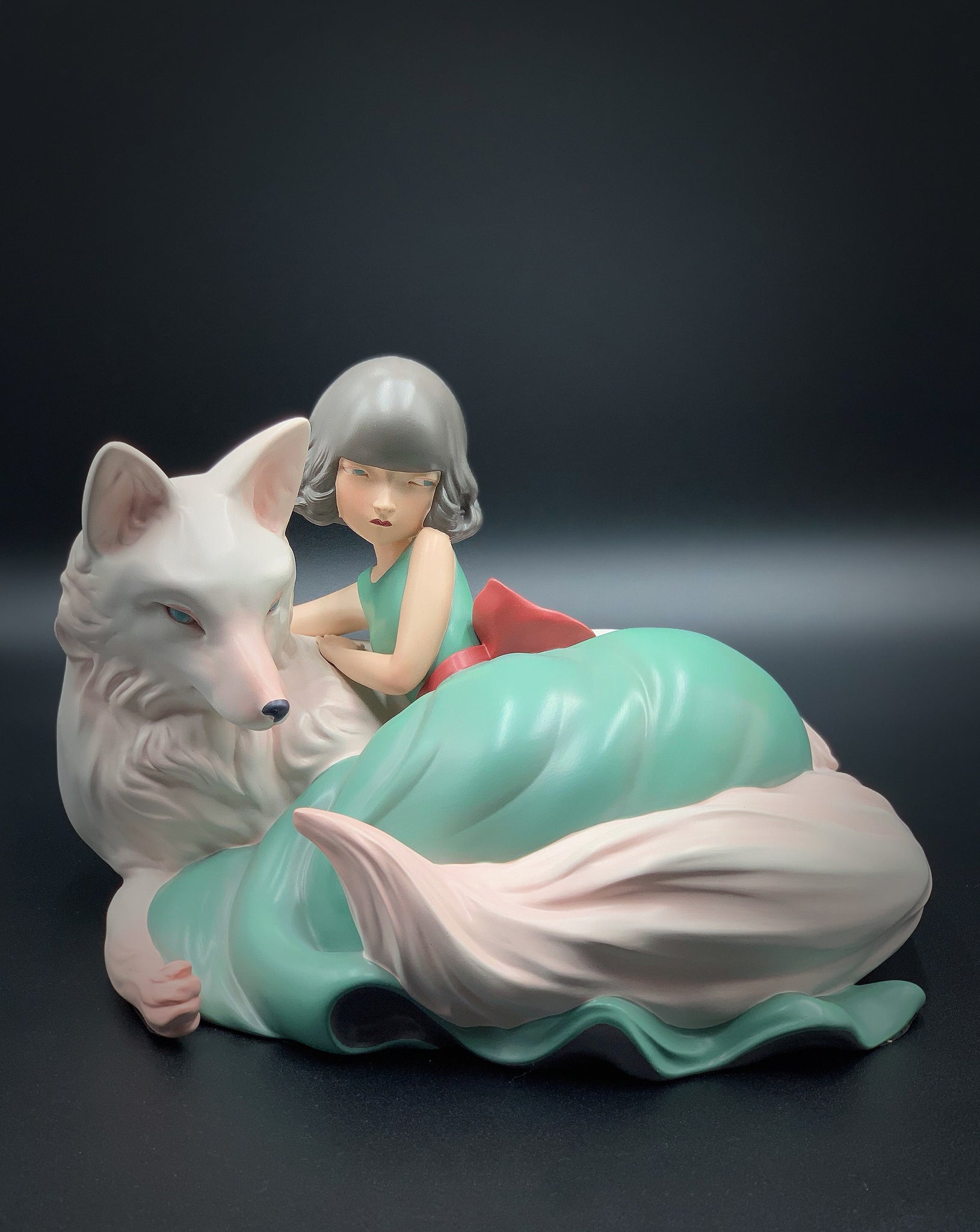 Dream of Fairy Tales - Fairy Fox by Jia Xiaoou