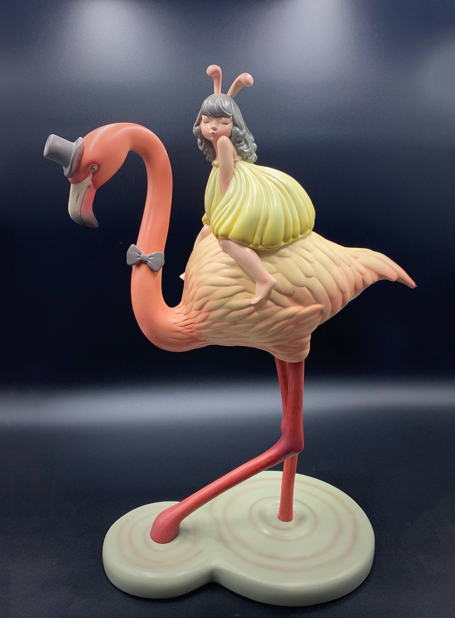 Dream of Fairytales - Flamingo by Jia Xiaoou