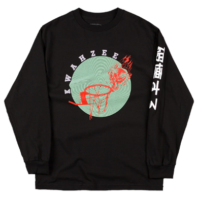 Skynet Long Sleeve Black - LOUNGE