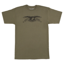 Basic Eagle Military Green/Black - LOUNGE