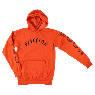Old E Embroidered Orange/Black - LOUNGE
