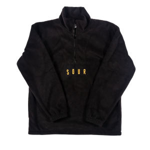 Spothunter Fleece Black/Gold - LOUNGE