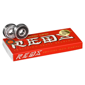 Bones Super Reds Bearings - LOUNGE
