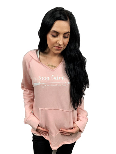 Stay Calm Tunic *New* (Women's)