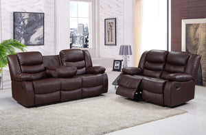 Roma Recliner Set Sofa - Bed Empire