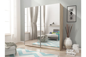 Deco III Sliding Wardrobe Set. - Sleep Villa