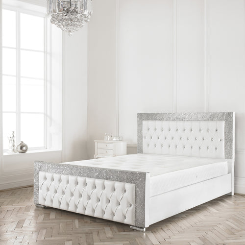 Glitz Glitter Bed - Bed Empire