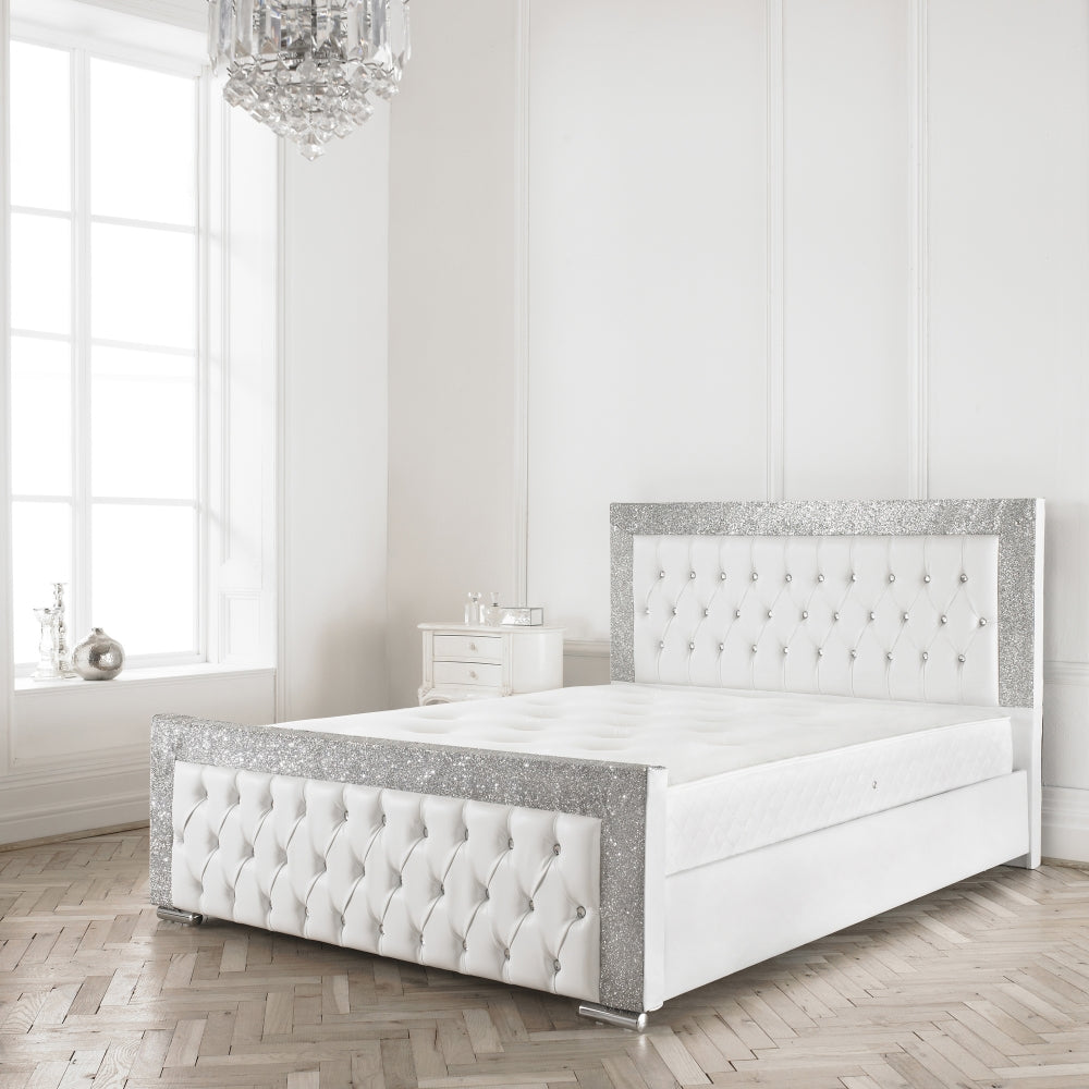Glitz Glitter Bed - Sleep Villa