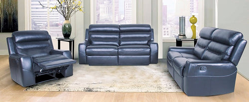 Monaco Leather Sofa - Bed Empire