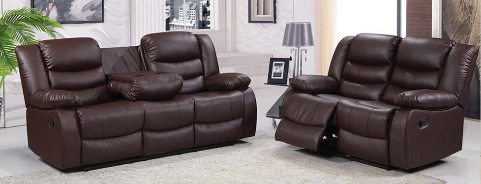 Roma Recliner Sofa - Bed Empire
