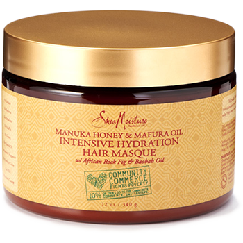 Shea Moisture Intensive Hydration Hair Masque