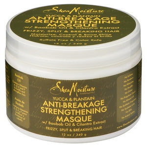 Shea Moisture Anti-Breakage Strengthening Masque