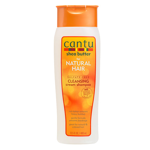 Cantu For Natural Hair Cleansing Cream Shampoo