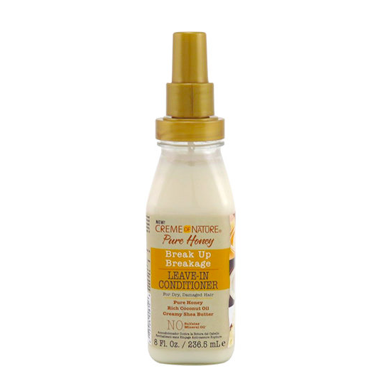 Creme Of Nature Pure Honey Break Up Breakage Leave-In Conditioner