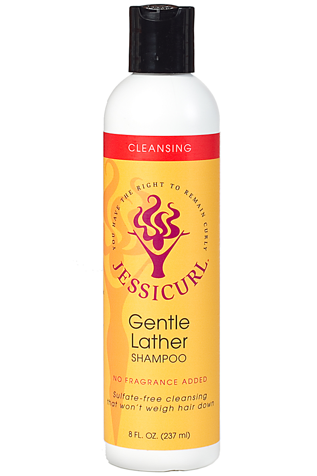 Jessicurl Gentle Lather Shampoo