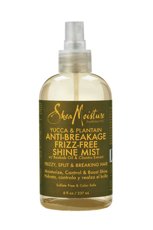 Shea Moisture Anti-Breakage Frizz-Free Shine Mist